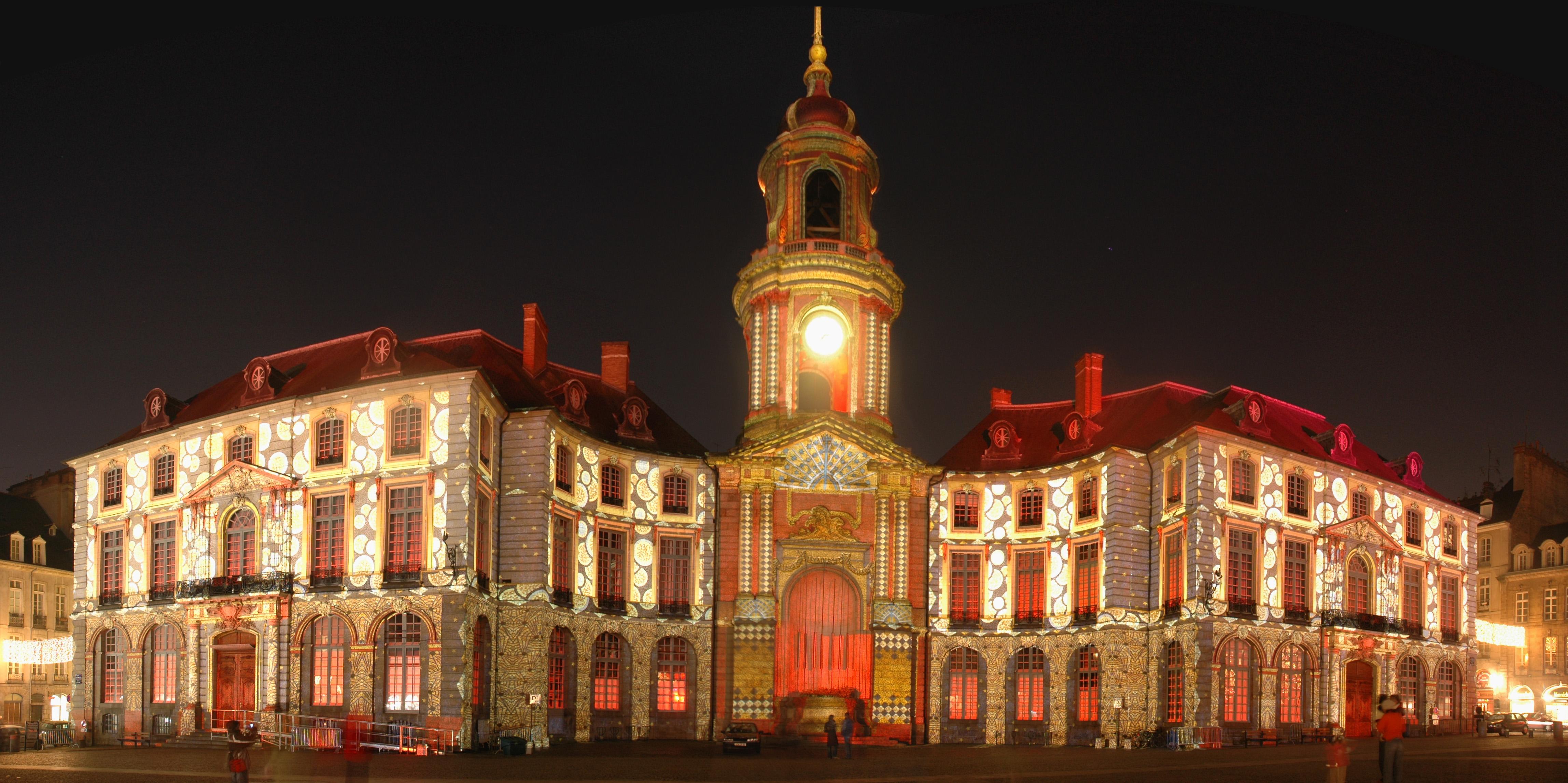 La nuit à Rennes